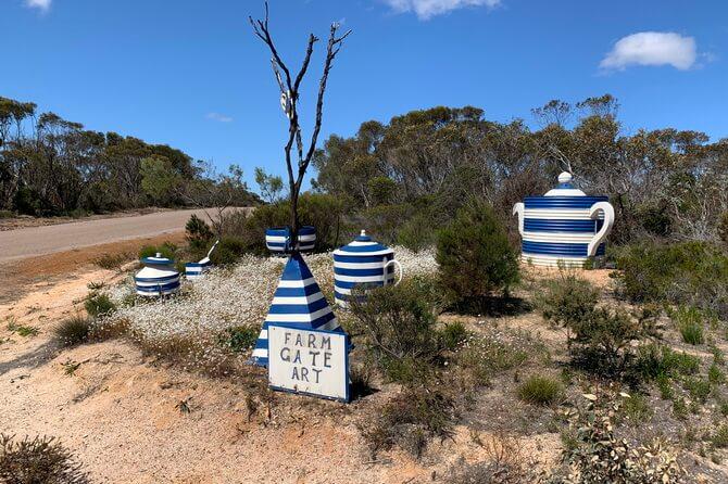 Country High Tea - Farm Gate Art