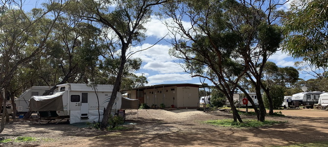 Camping -  Green Haven Tourist Park Ravensthorpe