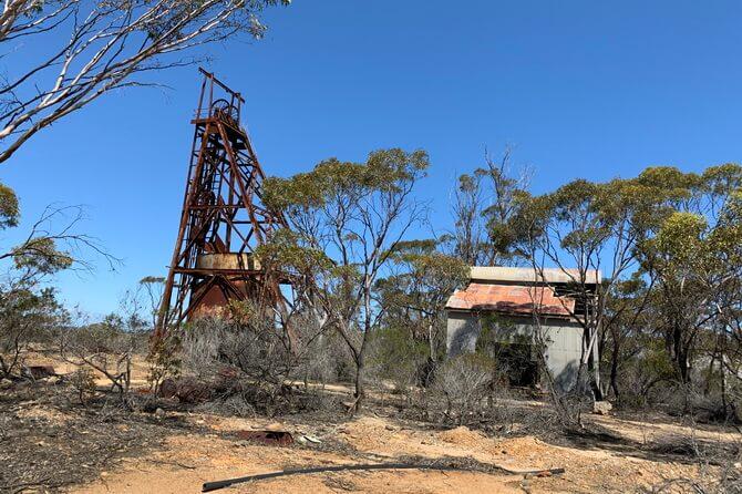 Elverton Mine Ravensthorpe
