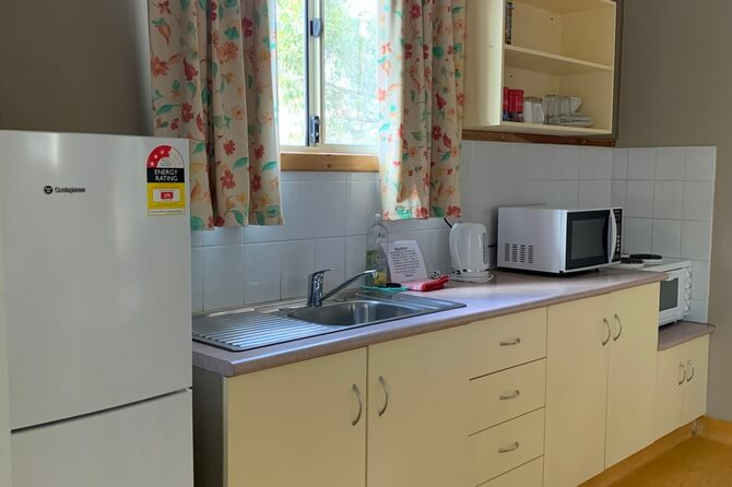 Chalet 4 Kitchenette