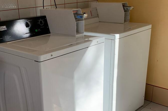 Laundry Facilities - Green Haven Tourist Park