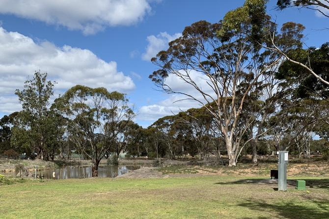Camp sites - Green Haven Tourist Park