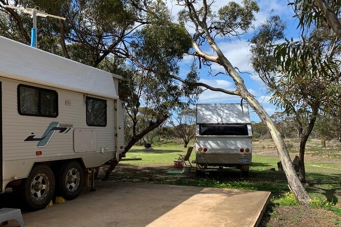 Caravan site - - Green Haven Tourist Park